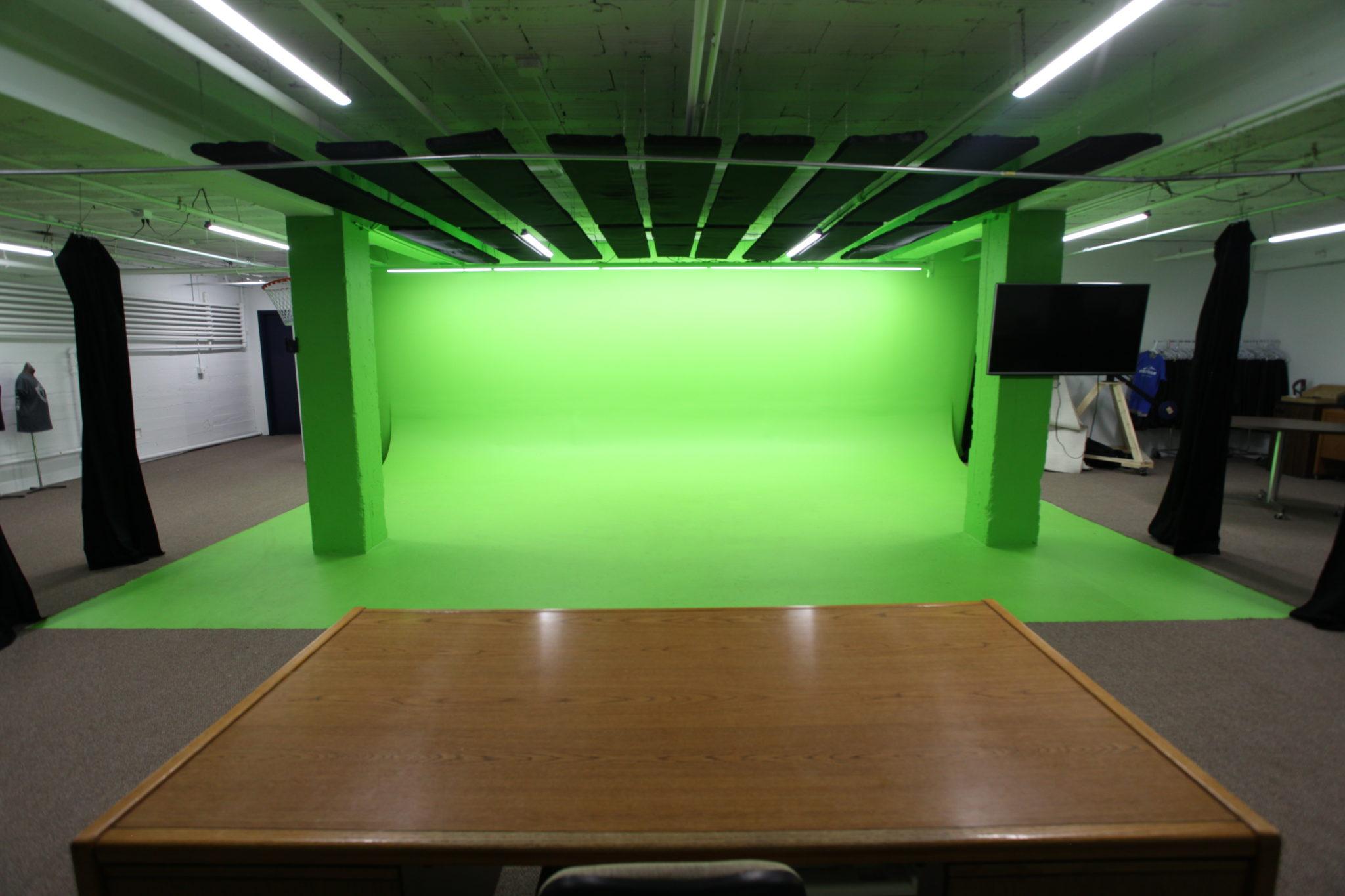 Green Screen Studio Rental, Minneapolis